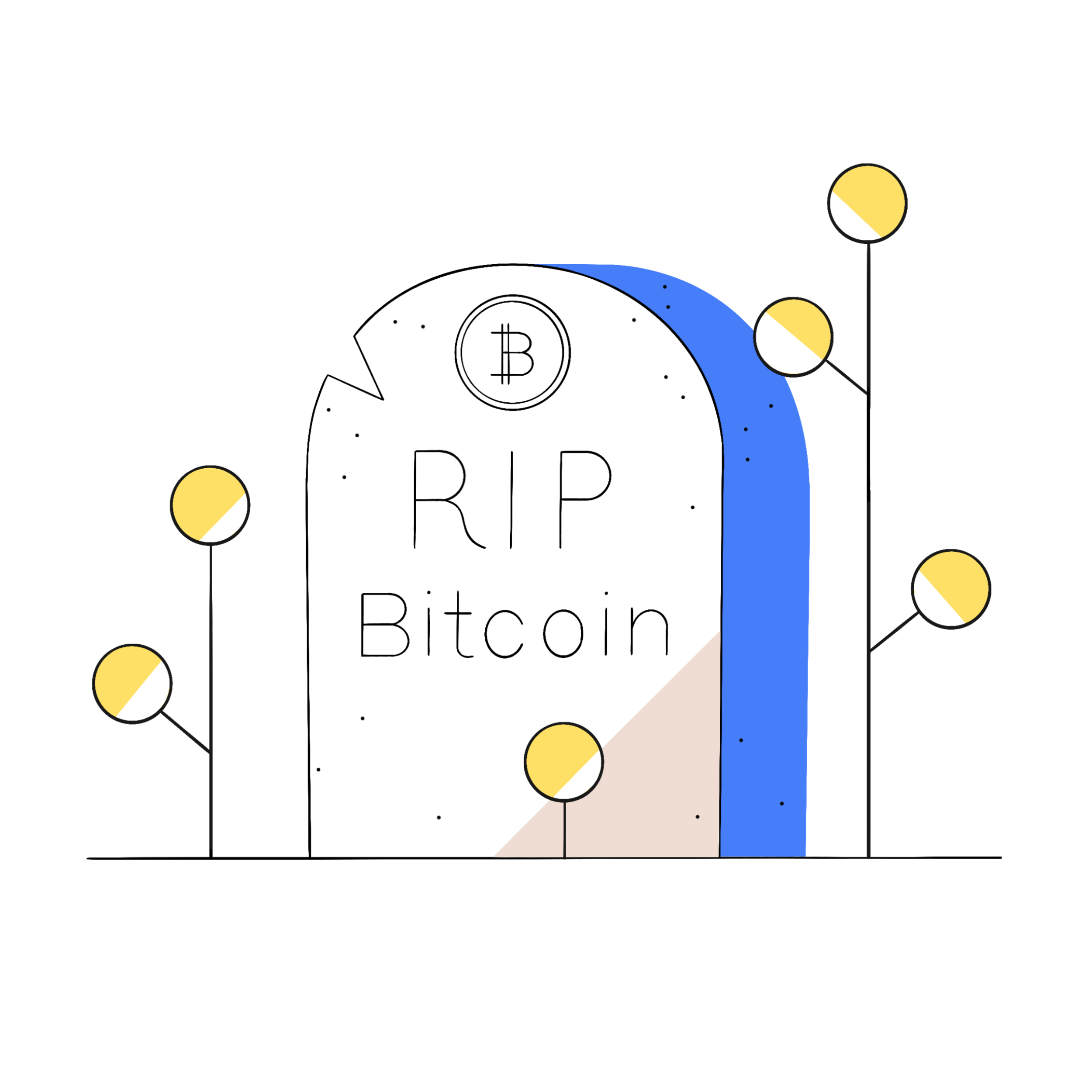 RIP Bitcoin TLDR
